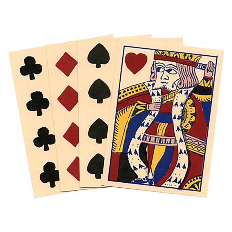 Historical Playing Cards,3010