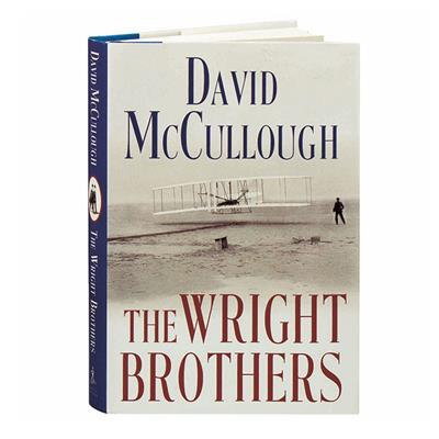 The Wright Brothers by David McCullough,9781476728742