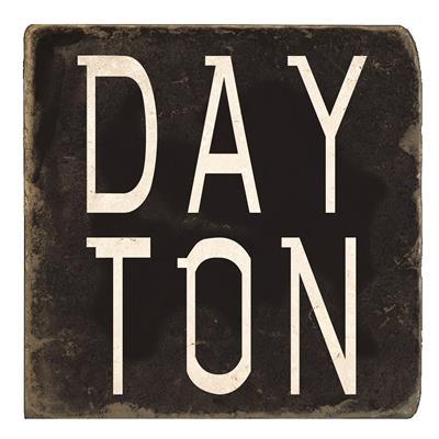 Dayton Marble Coaster