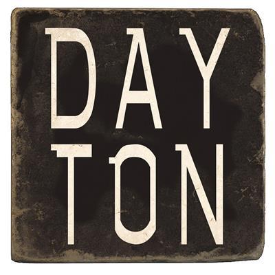 Dayton Marble Magnet