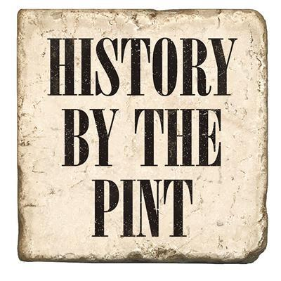 History by the Pint Marble Magnet