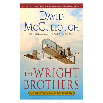 The Wright Brothers by David McCullough,9781476728759