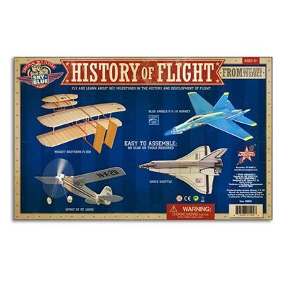 History of Flight Model Kit,9894