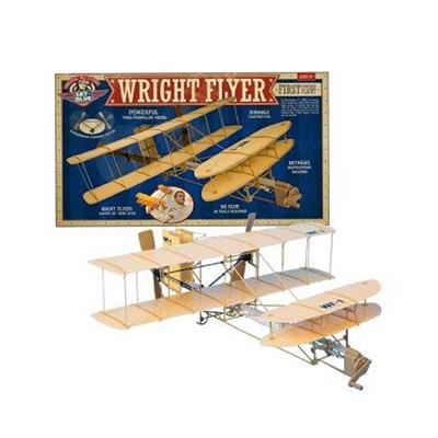 Large Wright Flyer Model,9892