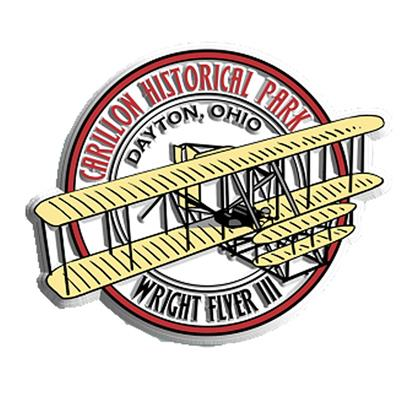 Wright Flyer III Rubber Magnet