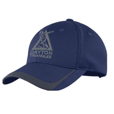 Dayton Triangles Hat,STC24 TRIANGLES