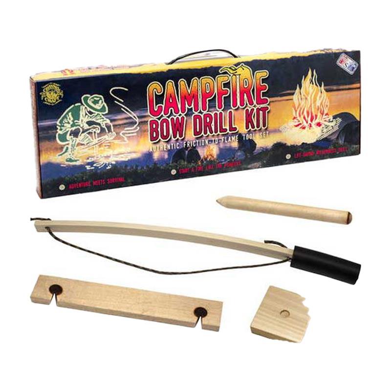 Campfire Bow Drill Kit,BDFK