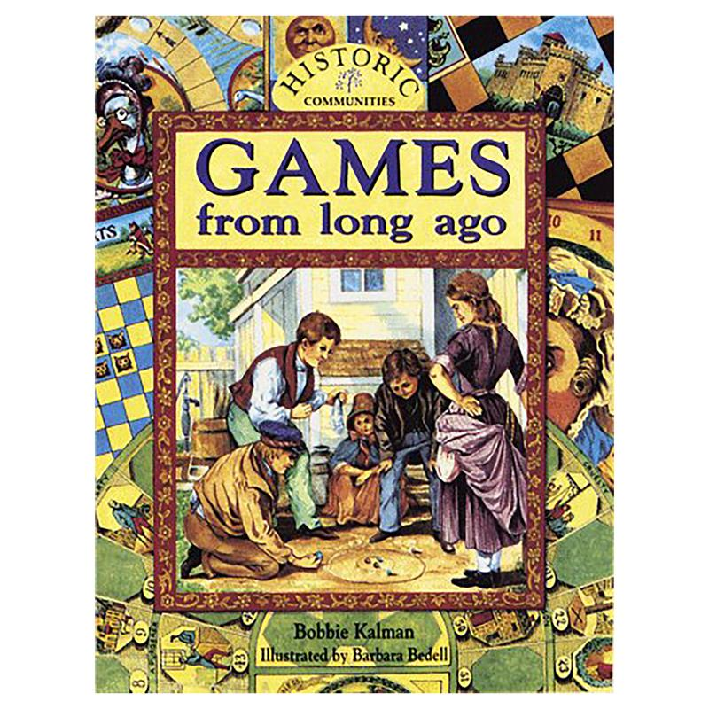 Games from Long Ago,BKGS