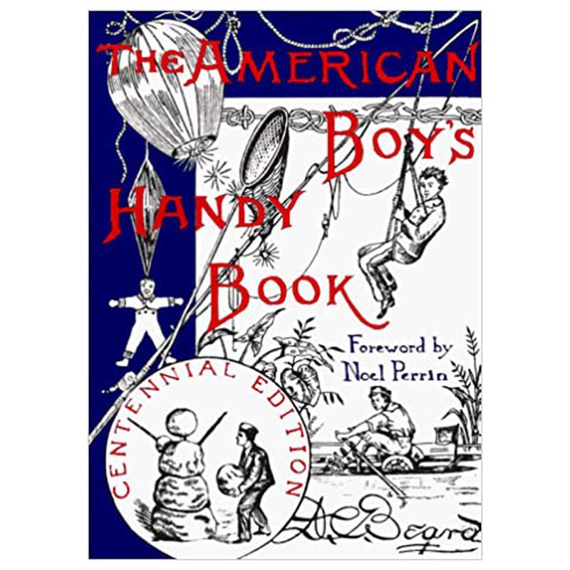 American Boy's Handy Book,HBB