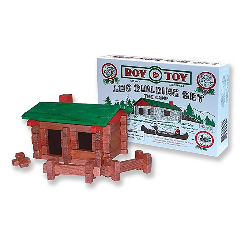 Mini Log Camp Box Set,RTMBC