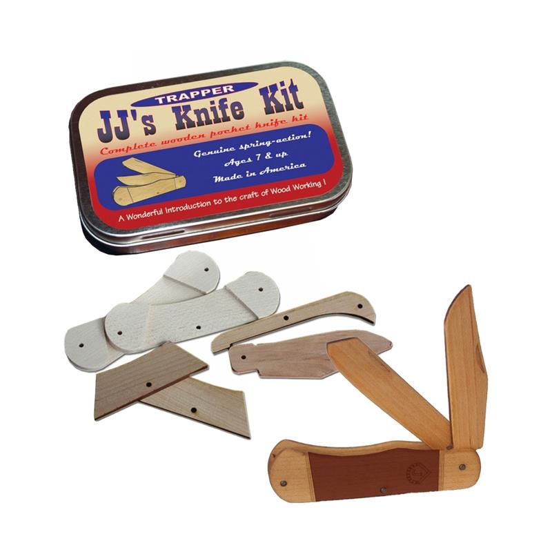 Pocket Knife Wood Kit,WKPK