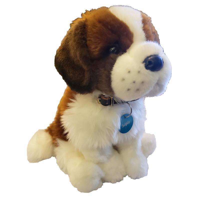 Scipio Plush St Bernard 