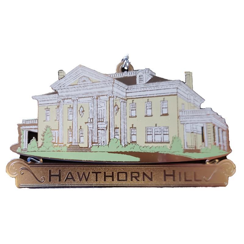 Hawthorn Hill Ornament,COLOR