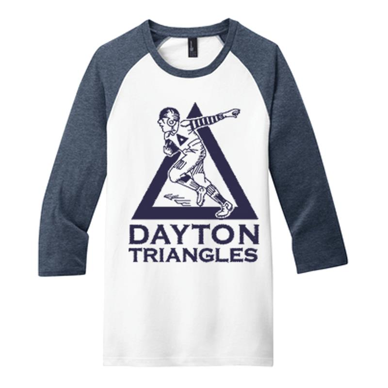 Dayton Triangles 3/4 Long Sleeve,DT6210