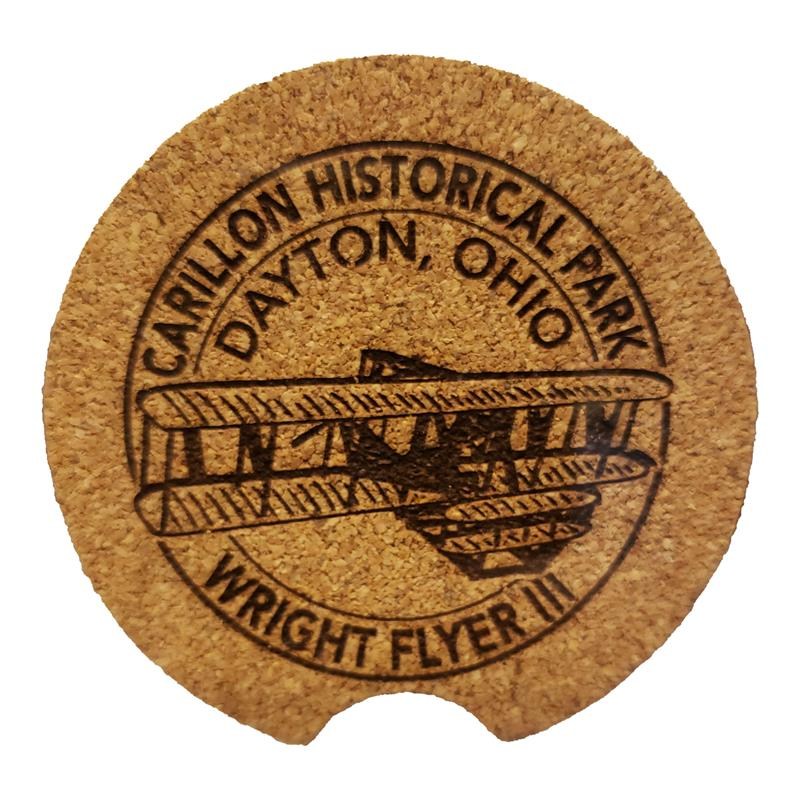 Wright Flyer III Car Coaster Pack