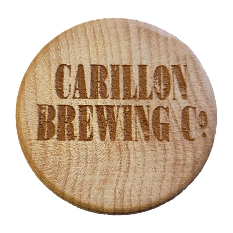 Carillon Brewing Company Wine Stopper