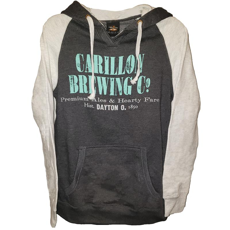 Carillon Brewing Co. V Neck Sweatshirt
