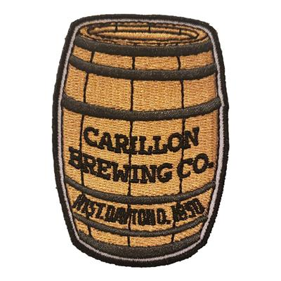Carillon Brewing Company Patch