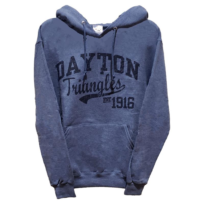 Dayton Triangles Hooded Sweatshirt