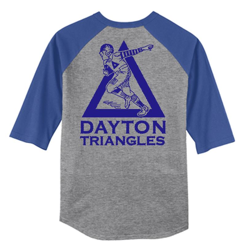 Dayton Triangles 3/4 Sleeve,T200 S