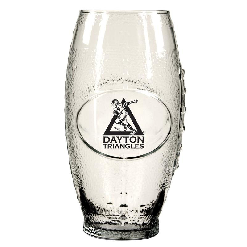 Dayton Triangles Football Glass,2233