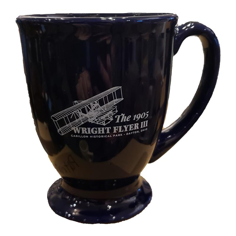 Wright Flyer III Boston Irish Coffee Mug,617-04