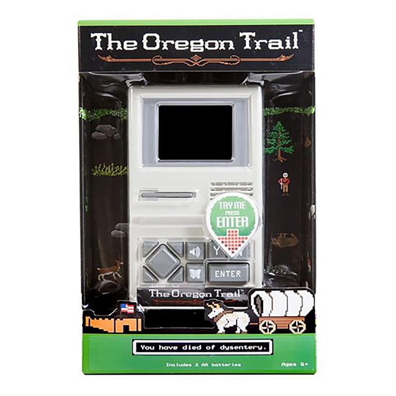 Oregon Trail Handheld Game,9597