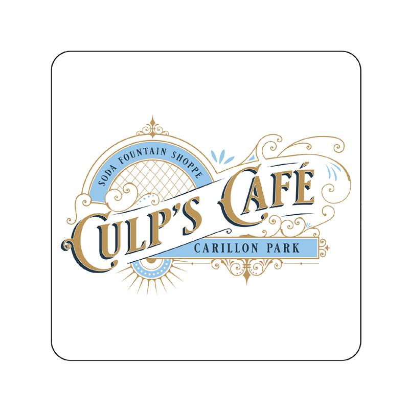 Culp's Cafe Sticker