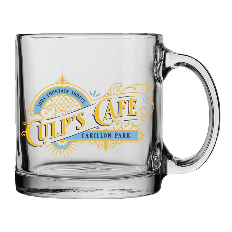 Culp's Cafe Mug,LIBBEY