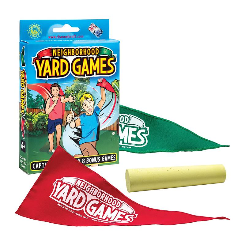 Neighborhood Yard Games,CFHY
