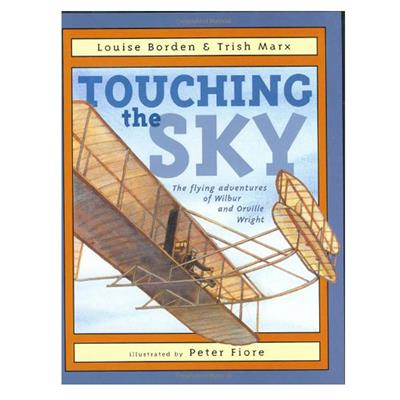 Touching the Sky,9780689848766